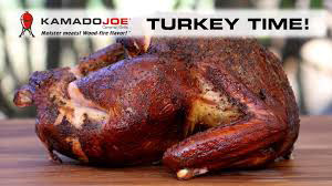 Kamado Joe® Turkey Time